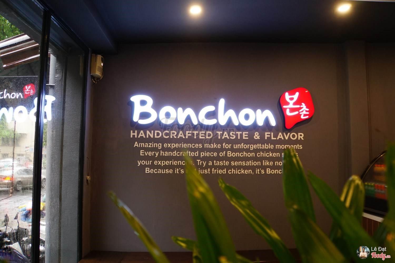 Review gà rán Hàn Quốc Bonchon đang gây sốt ở TP. HCM hiện nay